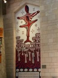 Madonna Fresco:Africa