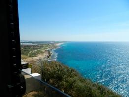 The Mediterranean Sea at Naharriya
