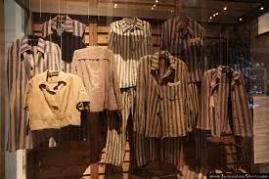 Concentration camp clothes