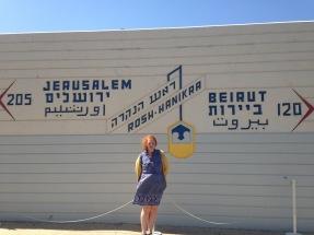 Liz gives a nod to a favorite band (Beirut), haha