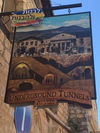 Hidden Tunnels and Secret Passageways to escape persecutors and wars